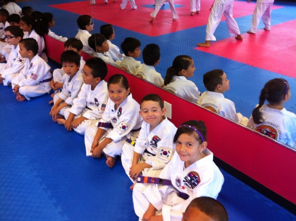 Purple Belts
