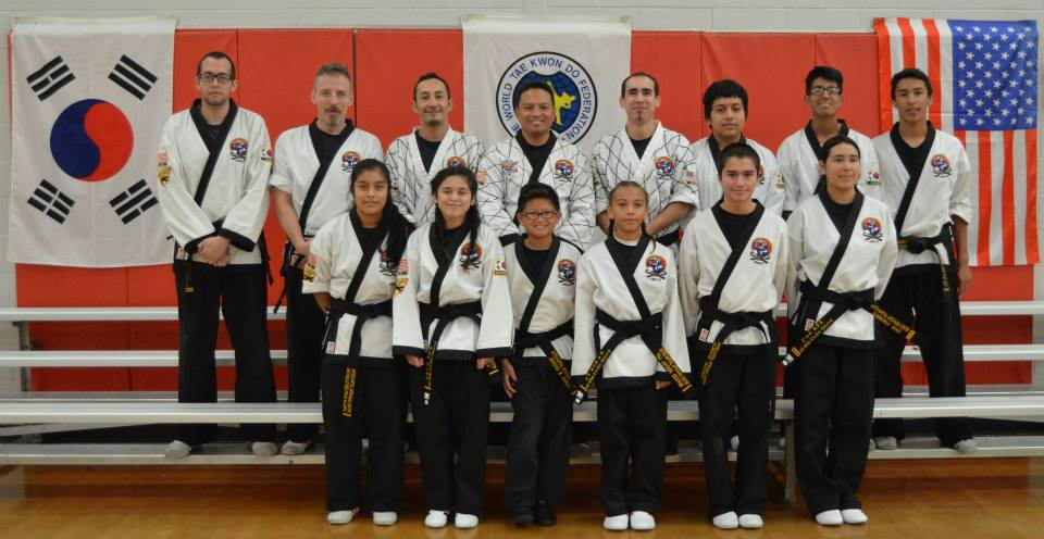 UMAFC Black Belts
